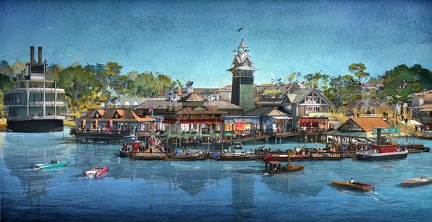 Two New Restaurants Coming to Disney Springs in 2015