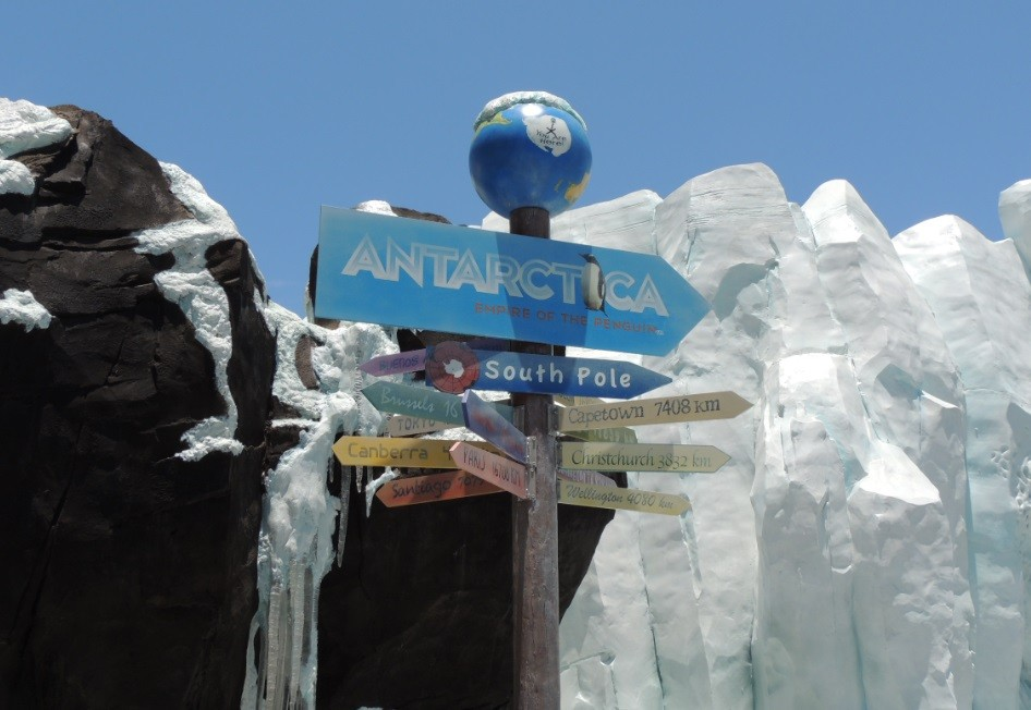 Get out of the heat at SeaWorld Orlando in Antarctica: Empire of the Penguin